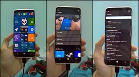 Lộ diện Galaxy S8 chạy Windows 10 Mobile