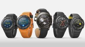Huawei tung ra Watch 2/2 Classic chạy Android Wear 2