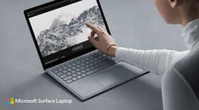 Microsoft tung ra Surface Laptop chạy Windows 10 S, giá 1.000USD