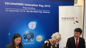 Ra mắt ngày hội SOLIDWORKS Innovation Day 2019