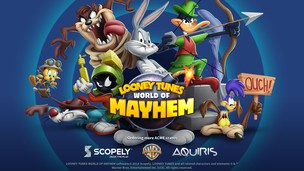 Looney Tunes World of Mayhem - Action RPG: Game mobile nhập vai mới ra mắt
