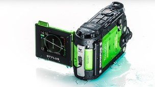 Olympus TG-Tracker: action-cam 4K chống rung 5 trục