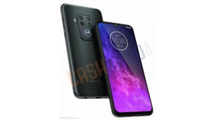 Motorola One Pro sở hữu cụm camera siêu to khổng lồ