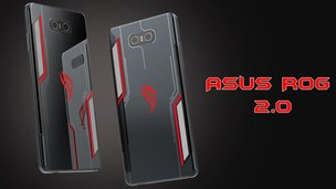 Asus ROG Phone 2 có màn hình AMOLED 120Hz ra mắt ngày 23 tháng 7