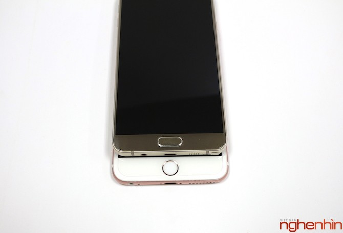 So sánh iPhone 6S Plus và Galaxy Note 5 ảnh 9