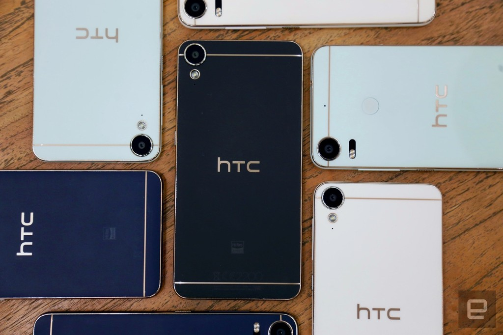 HTC Desire 10 Lifestyle and Pro ra mắt