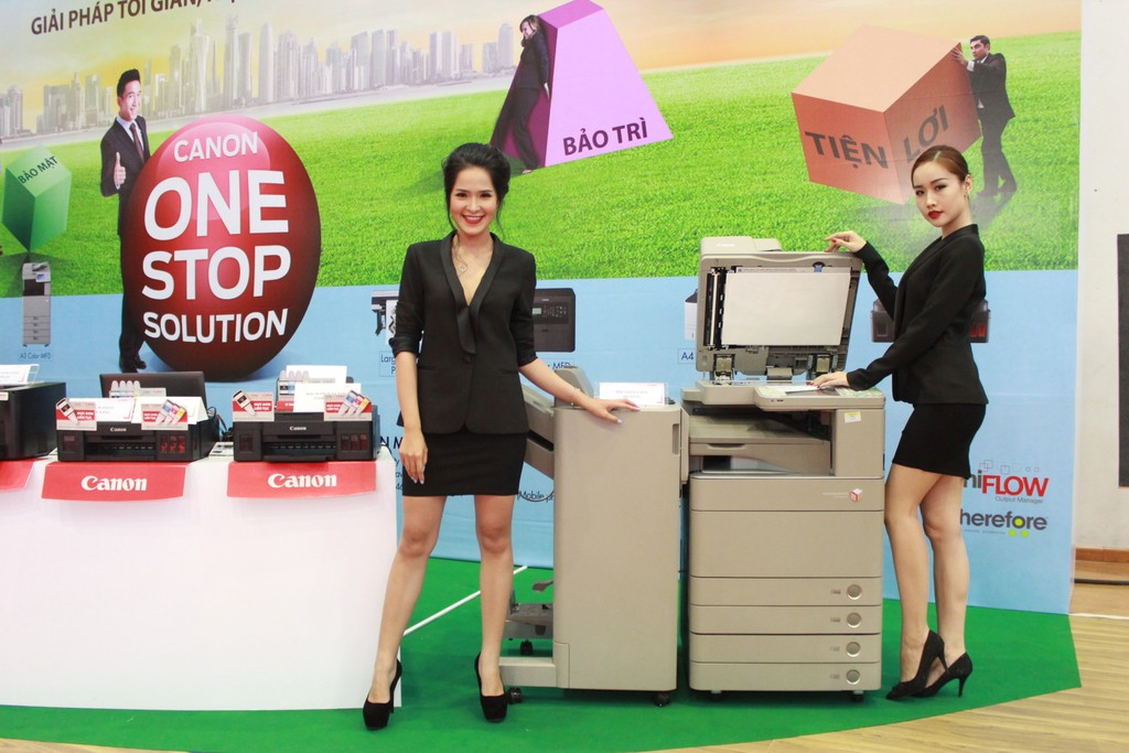 Canon One Stop Solution