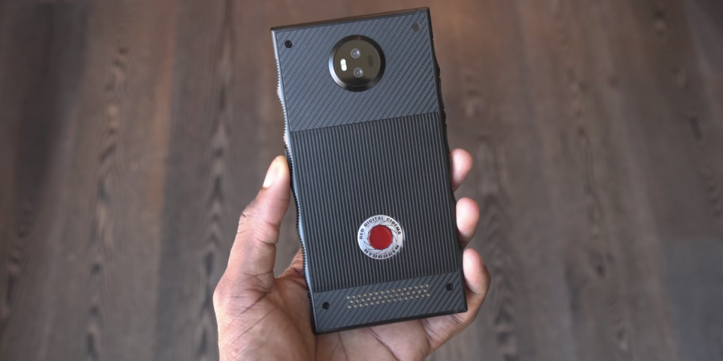 RED ra mắt Hydrogen One - smartphone holographic giá gần 1.200 USD ảnh 1