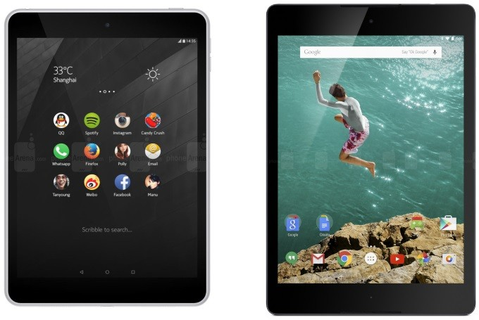 Nokia N1 vs Google Nexus 9 ảnh 11