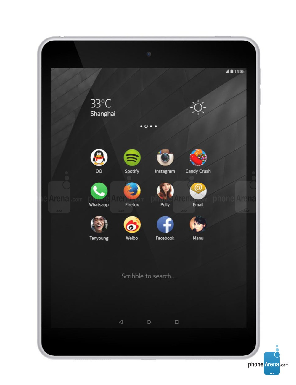 Nokia N1 vs Google Nexus 9 ảnh 3