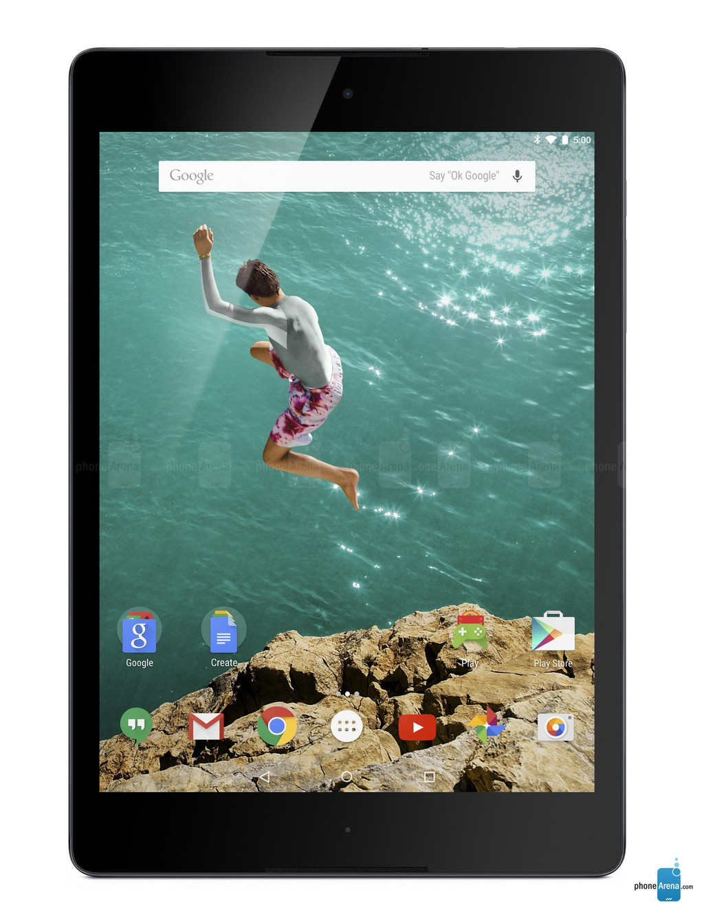 Nokia N1 vs Google Nexus 9 ảnh 4