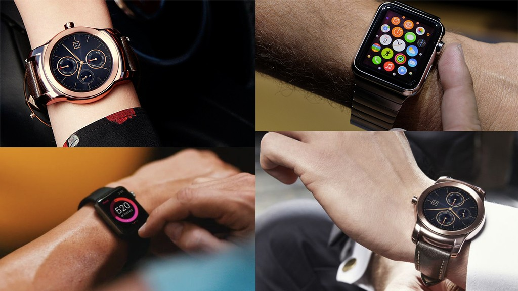 So sánh Apple Watch và LG Watch Urbane ảnh 1