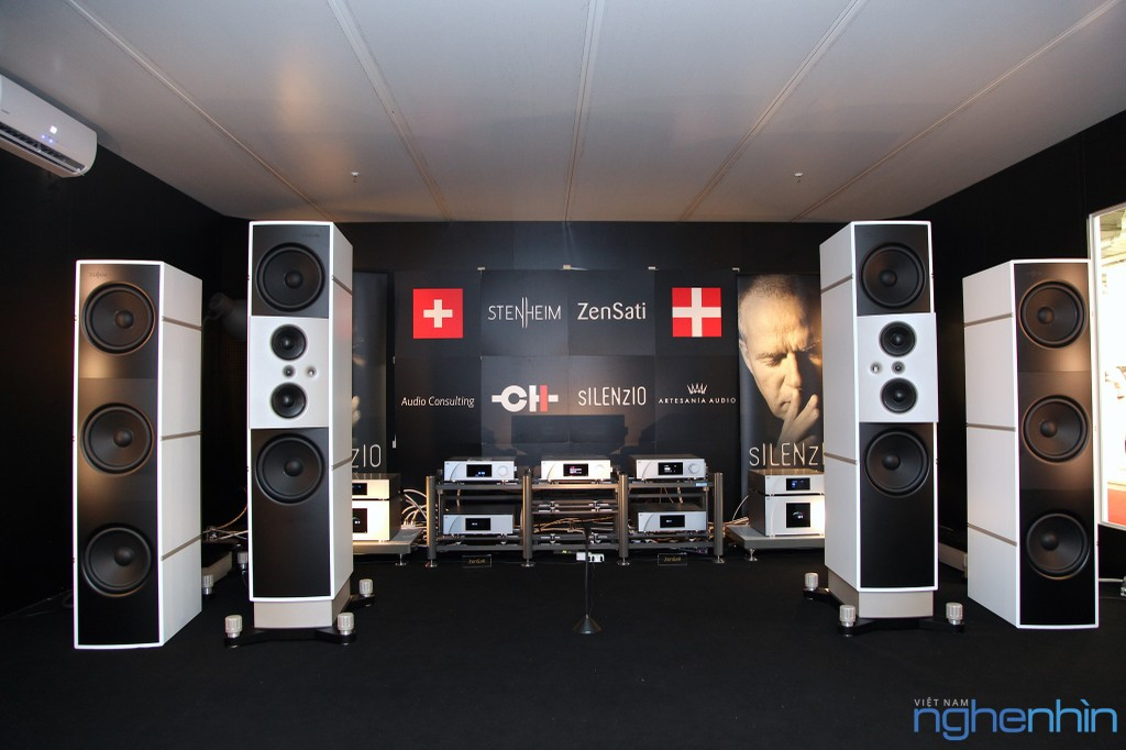 Munich Hi-end Show 2015 - 500 hãng audio so tài (P3) ảnh 1