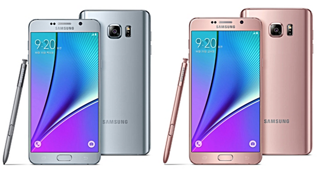 Note 5 Pink Gold đẹp hơn iPhone 6S Rose Gold? ảnh 1