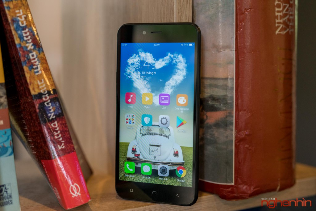 Mở hộp Oppo A71