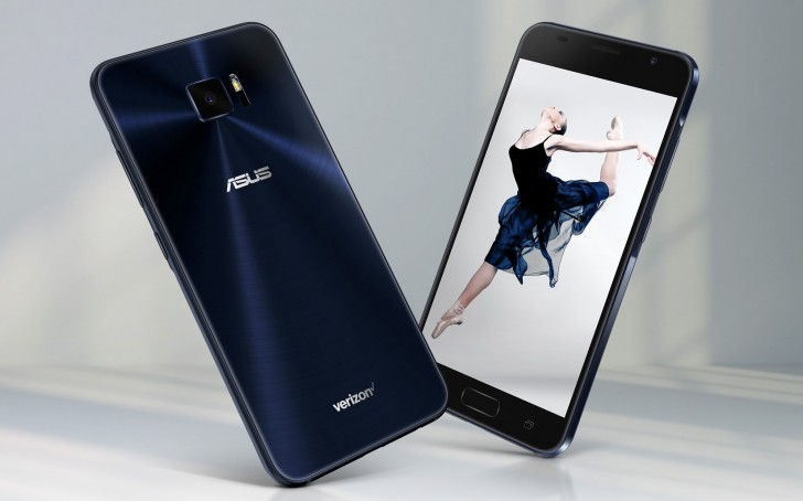 Asus ra mắt ZenFone V: camera 23MP, chip Snapdragon 820 ảnh 1