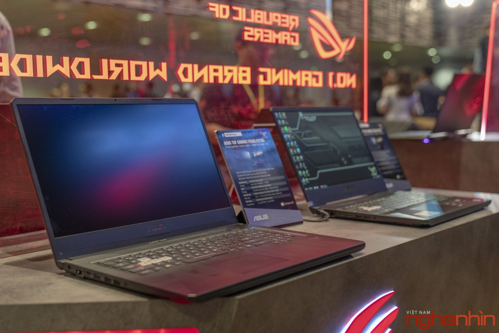 Republic Of Gaming (ROG) ra mắt laptop gaming mới TUF FX505/FX705 ảnh 2
