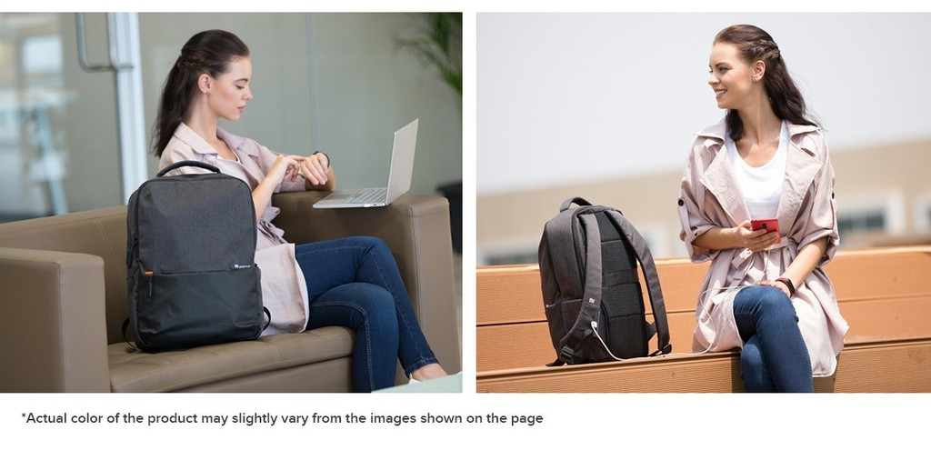 Xiaomi ra mắt balo Mi Business Casual Backpack mới ảnh 3