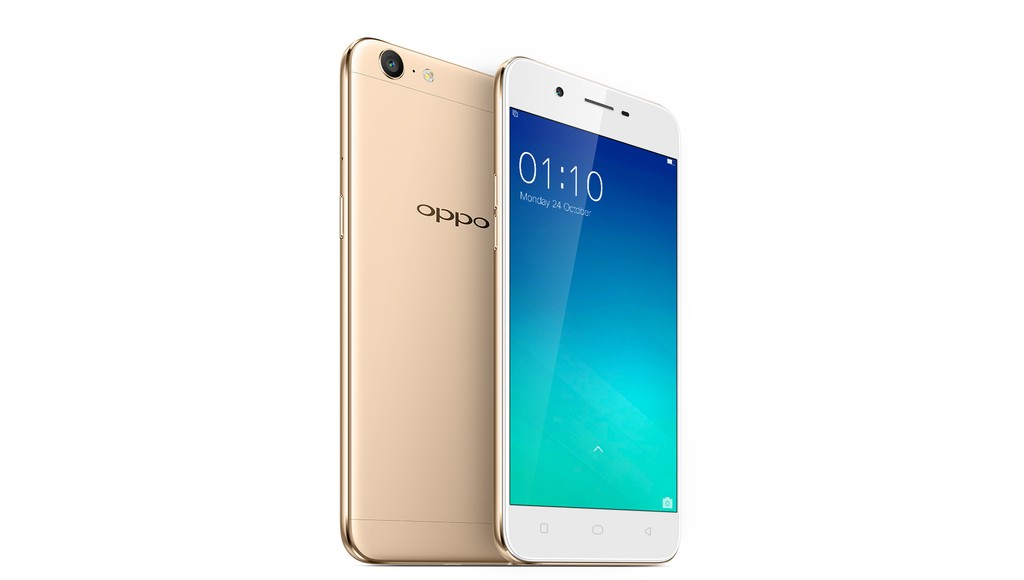 Smartphone Oppo A39 ra mắt