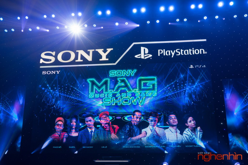 Sony M.A.G Show 2017