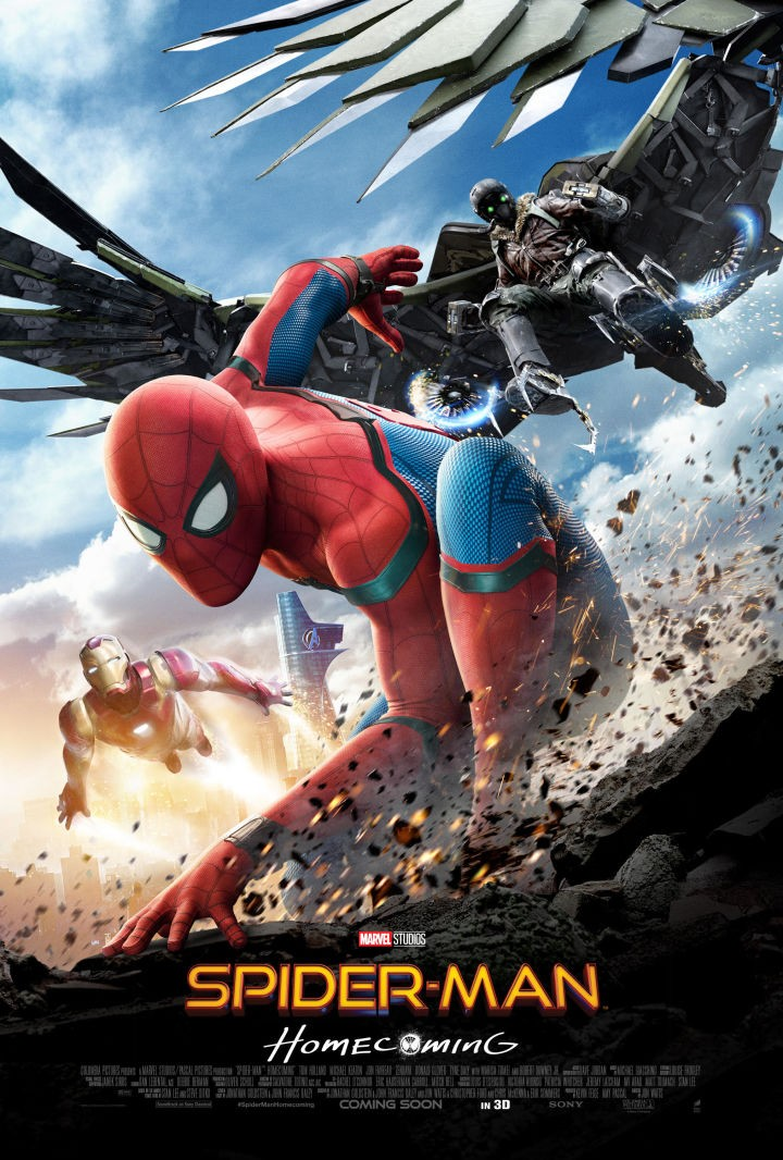 Phim Spider Man: Homecoming