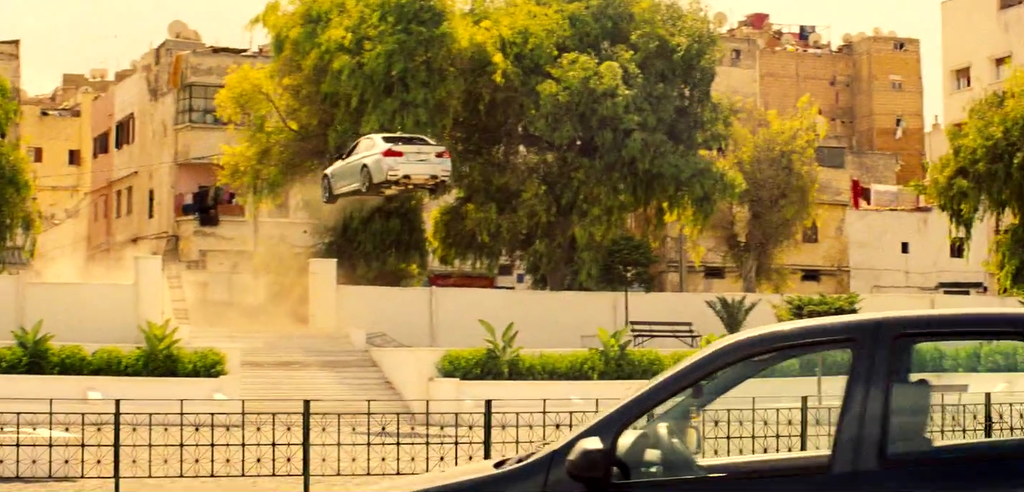 Xem Tom Cruise phá xe BMW M3 trong Mission: Impossible 5 ảnh 1