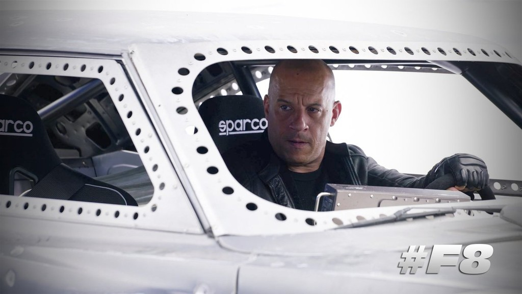 Fast and Furious 8: