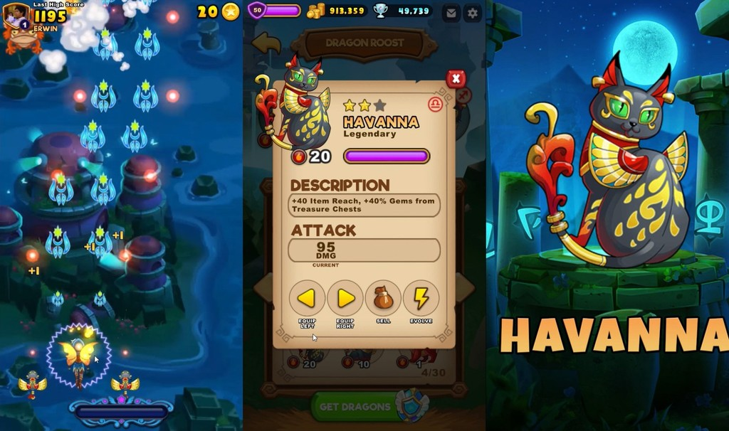how to delete messenger game everwing