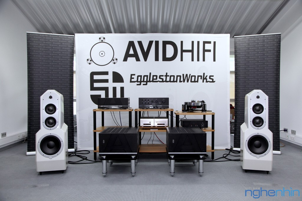 Munich Hi-end Show 2015 - 500 hãng audio so tài (P3) ảnh 10