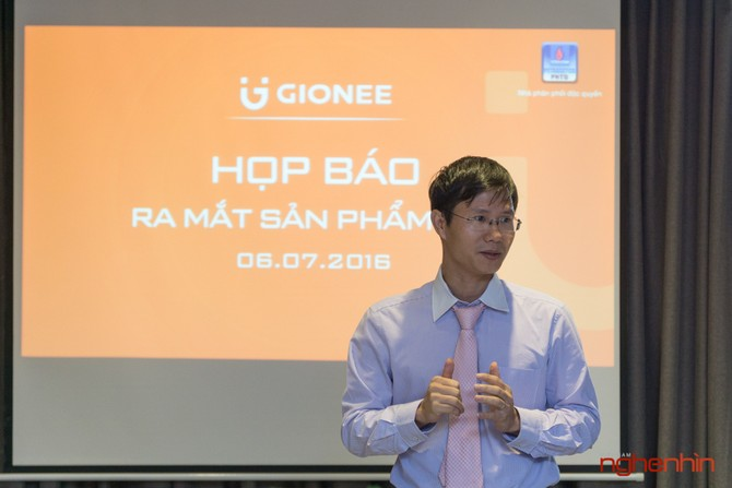Ra mắt Gionee S6s, Gionee F103 Pro