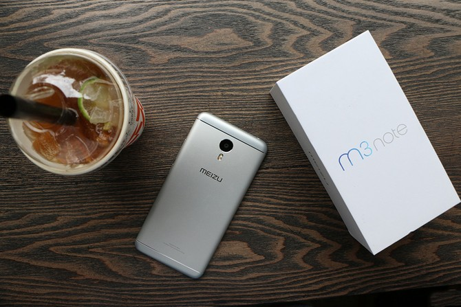 Meizu M3 Note FPT Shop