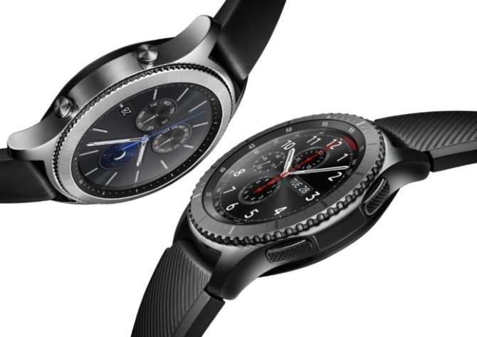 Gear S3 Classic & Frontier