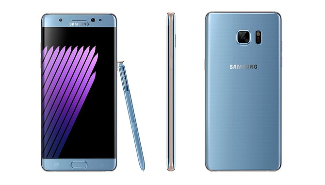 Galaxy Note 7 refurbished