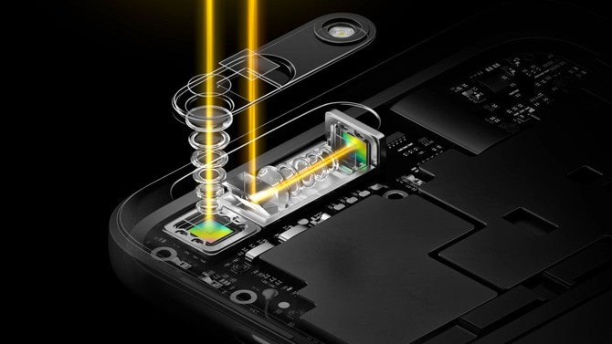 Oppo 5x Dual-camera Zoom