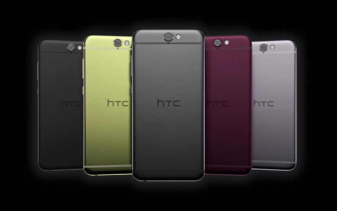 HTC ra mắt One A9 'sao y' iPhone 6s ảnh 1