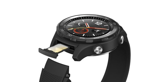 Huawei tung ra Watch 2/2 Classic chạy Android Wear 2 ảnh 3