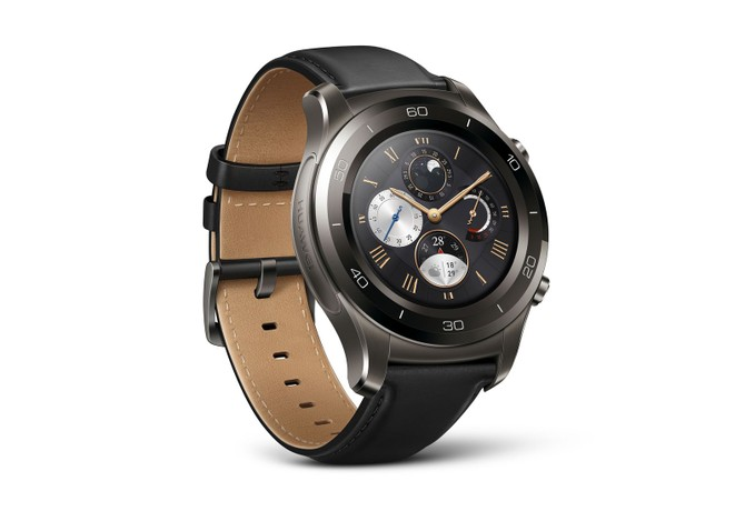 Huawei tung ra Watch 2/2 Classic chạy Android Wear 2 ảnh 4